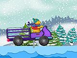 Pooh Bear Honey Truck