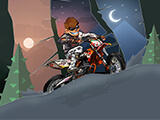 Monkey Motocross Winter
