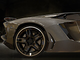 Parking Supercar City 4