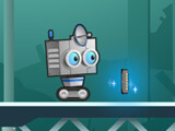 RoBBiE Robot Game