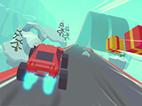 3D Monster Truck: IcyRoads