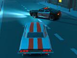 3D Night City: 2 Player Racing