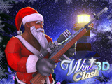 Winter Clash 3D Game